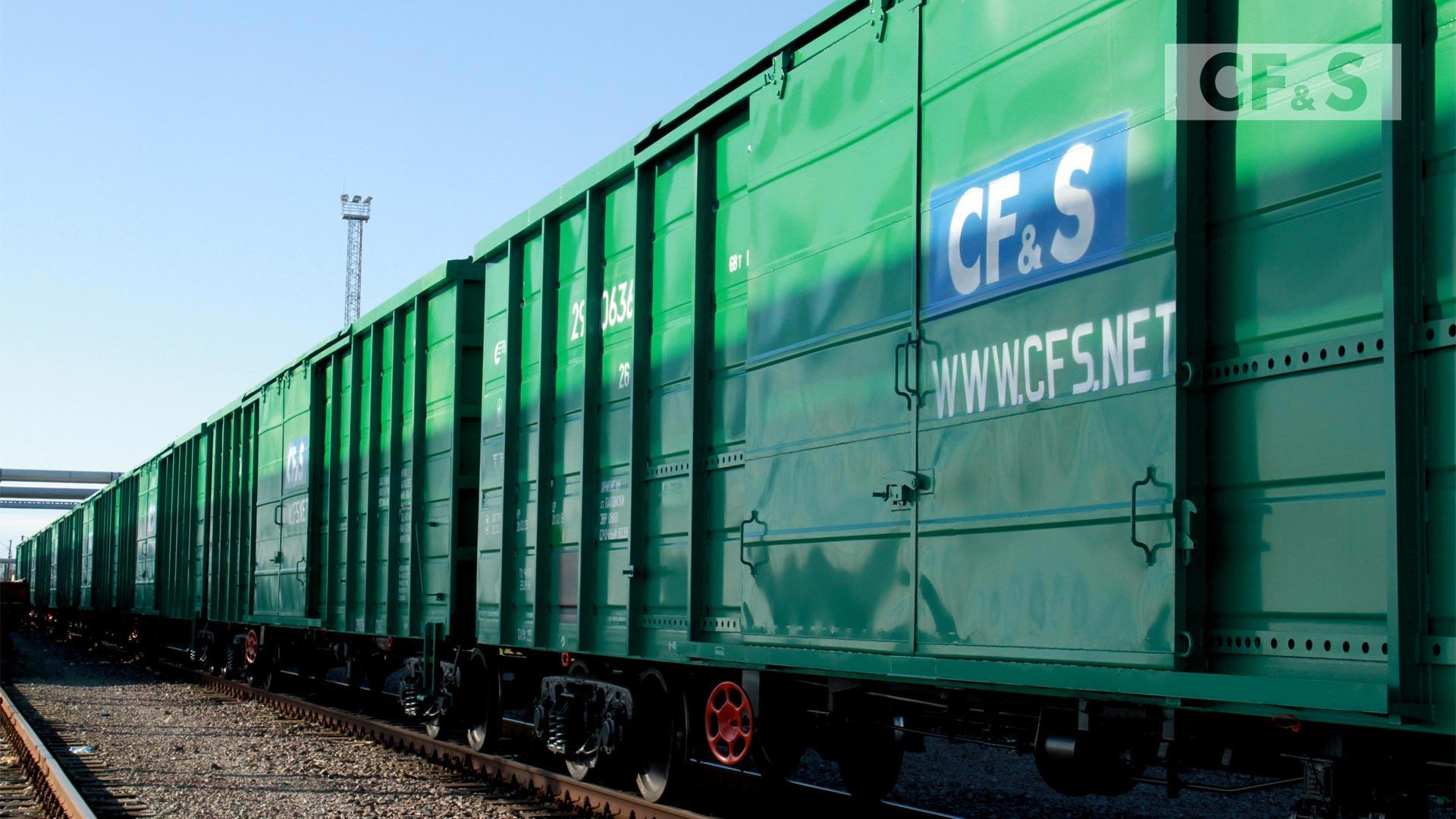 CF&S Estonia - Estonian Logistics Cluster